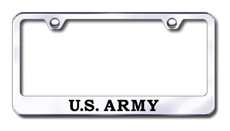 us air force license plate frames us army