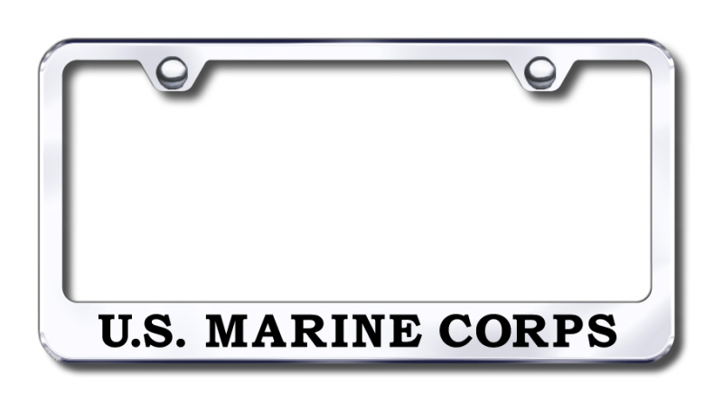 Customize Us Marine Corps License Plate Frames By Auto Plates