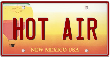 New Mexico State License Plate 2